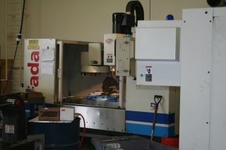 Fadal Vmc 4020 Ht Cnc Mill 2001 Milling Center 10000 Rpm photo
