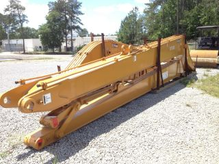 Long Reach Boom Package For Excavator Fits Cat Excavators - photo
