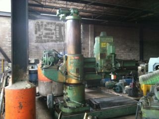 Cincinnati Bickford Radial Arm photo