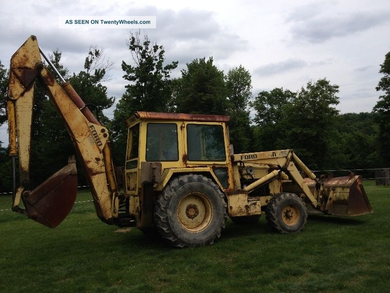 3000 Ford Tractor Backhoe Attachment : Ford tractor attachments specs
