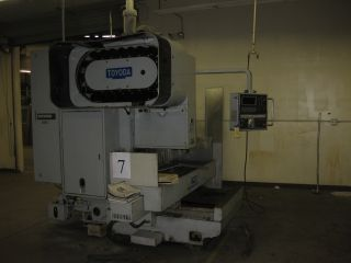 Toyoda Machining Center Fvn50 W/ Mitsubishi Controller 5000cii Phoenix - Az photo