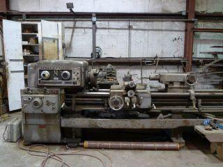 Engine Lathe 20