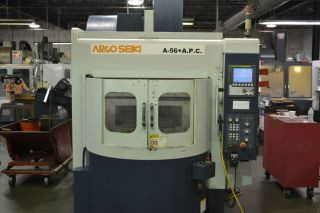 Vertical Machining Center22