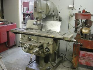 Sigma Milling Machine photo