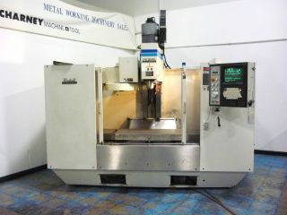 Fadal Vmc - 4020ht Cnc 88hs Cnc Control Rigid Tapping photo