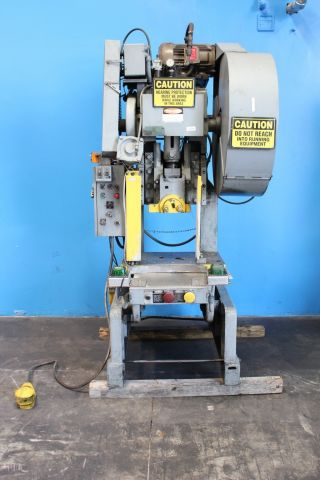 40 Ton Rousselle Model 4 Obi Punch Press photo