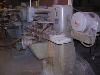 Us Burke Horizontal Mill  3 - Phase photo