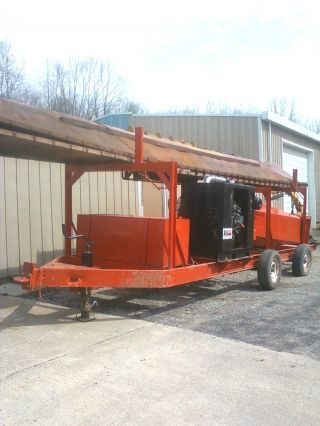 Brush Burner / Trench Burners/ Mcpherson / Air Curtain / Pit Burners / photo