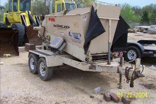 2011 Fin Bb302 Bark Blower Logging Machine photo