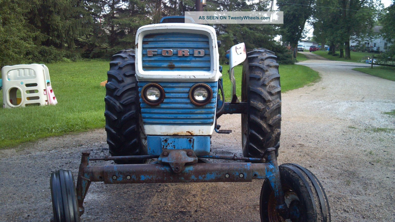 Ford commander 6000 diesel tractor tractors photo 7