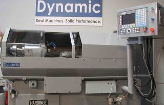 Hardinge Accuslide Cnc Gang Tool Lathe - Easy To Use Very Rigid,  Fast Accurate photo