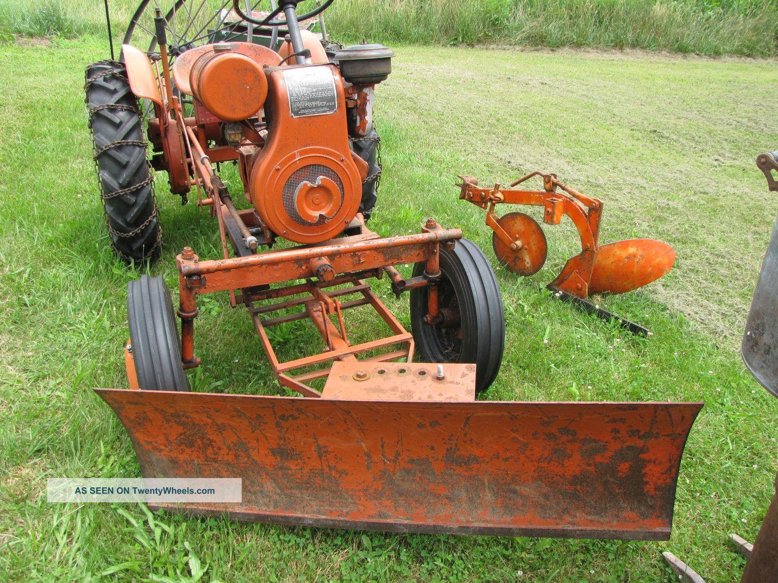 Vintage Garden Tractor Plow : Antique plow blades bing images