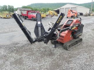 Bradco 2030 Tree Spade Attachment For A Toro Dingo Mini Skid Steer Loader Bobcat photo