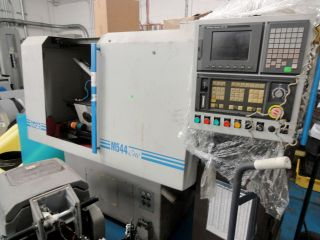 Monnier + Zahner Thread Milling Machine M544 Cnc For Medical Screws photo