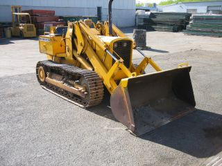 Jd350b Crawler Loader,  Good Under Carriage,  64