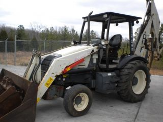 2004 Terex Backhoe Loader 2wd 2,  087 Hours Loader Perkins Diesel photo