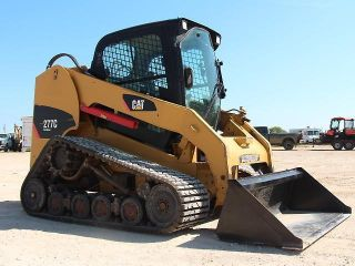 2008 Caterpillar 277c Skid Steer - Loader - 26 Pics photo