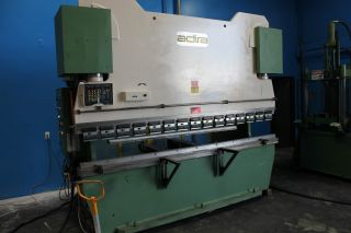 150 Ton X 10 ' Adira Model Qhp 150 30 Cnc Press Brake,  S/n 3358 - 6581 (1992) photo
