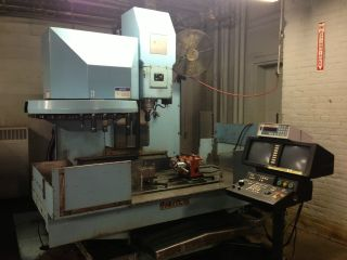 Hurco Bmc40 Vertical Machining Center Cnc Mill W/ Ultimax Control 28