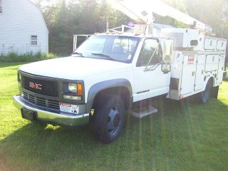 2000 Gmc 3500 Hd photo