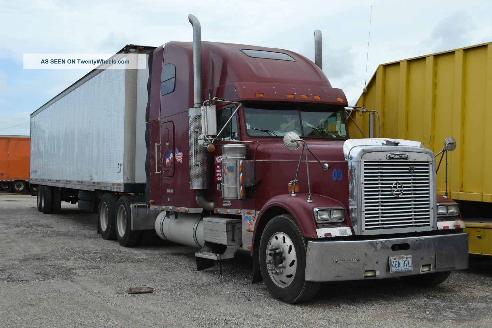 Classic Semi-Trucks
