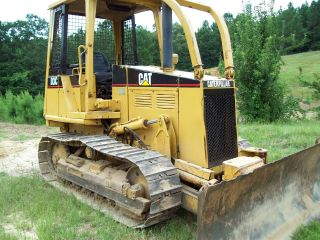 Cat D3c Series 3 Dozer photo