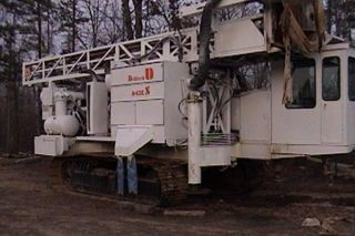 1991 Driltech D45ks Drilling Machine photo