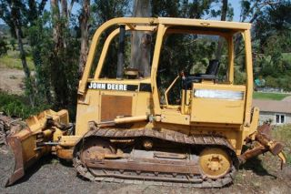 1998 Deere 450g Iv Dozer photo