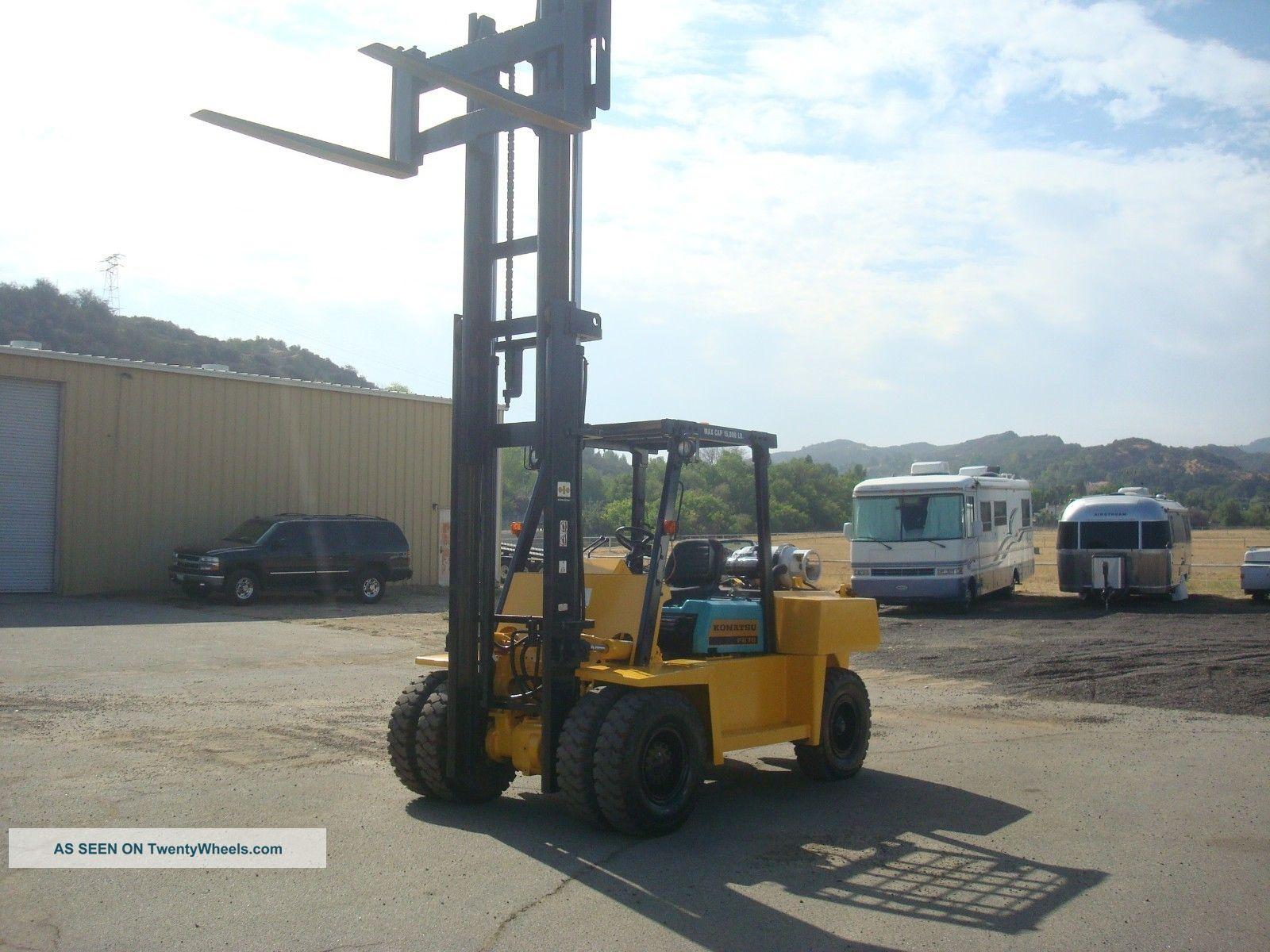 Heavy Duty Trucks Komatsu Bx50 Forklift Wiring Diagram
