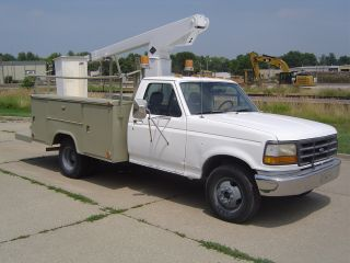1992 Ford F350 photo