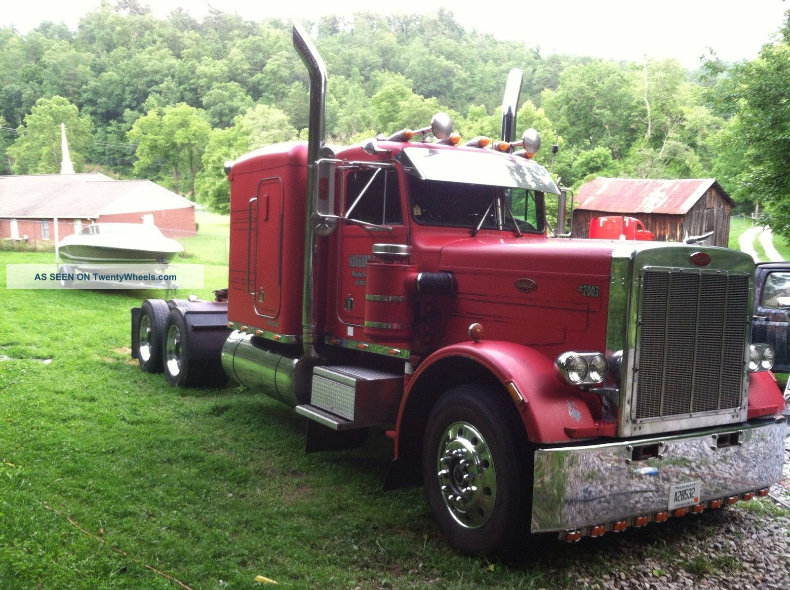 Peterbilt Winch Trucks For Sale Craigslist Upcomingcarshq Com