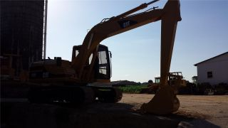 1999 Caterpillar 312b Excavator Track Hoe Trackhoe Diesel Backhoe Tractor Loader photo
