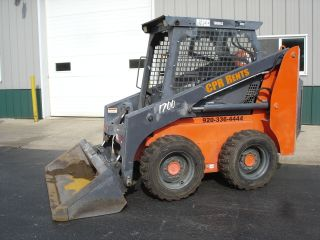 2003 Thomas Skid Steer Loader Protough 1700 50hp,  Enclosure W/heater photo