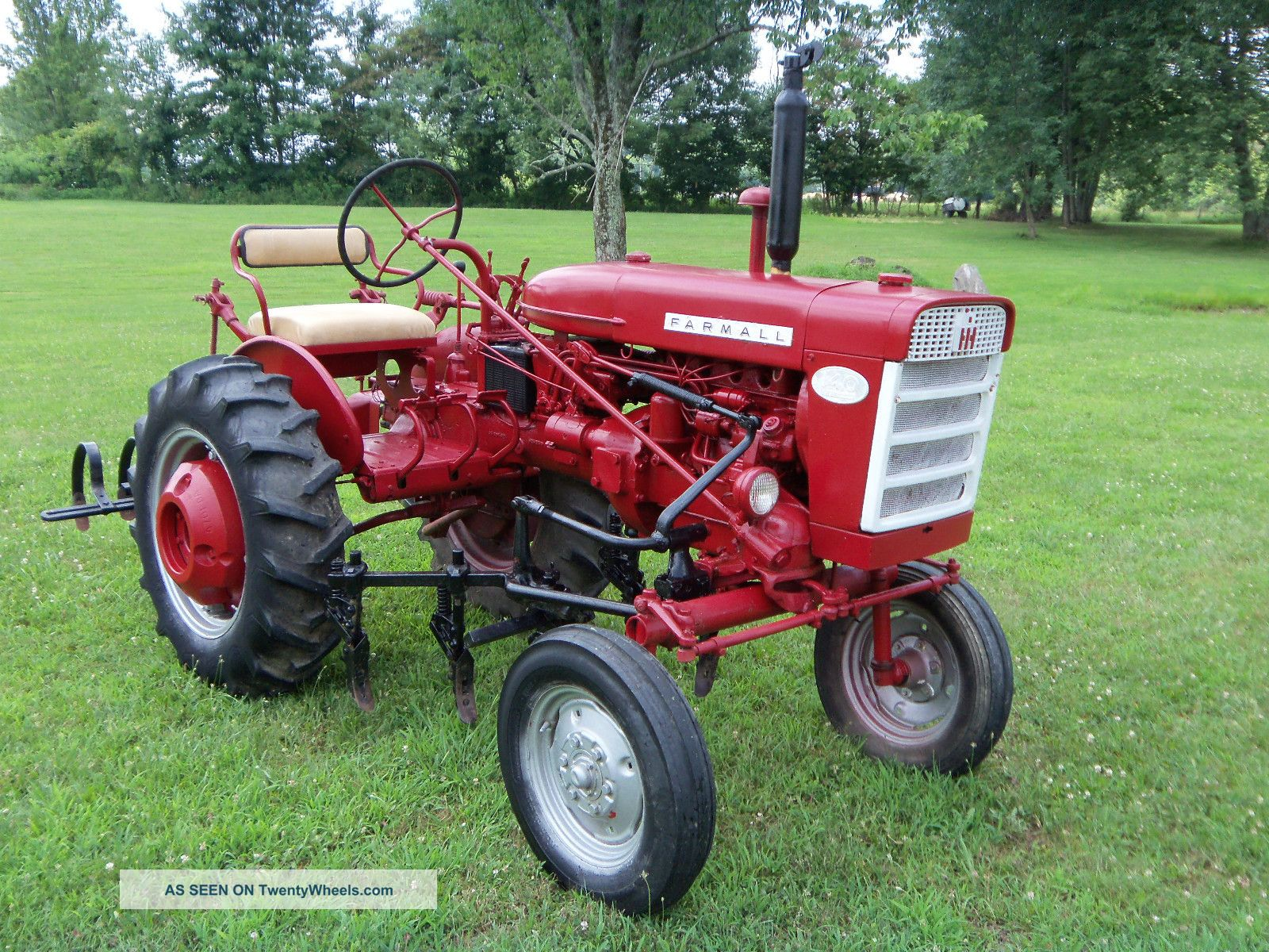 Farmall Tractor Parts : Gibson tractor for sale autos post
