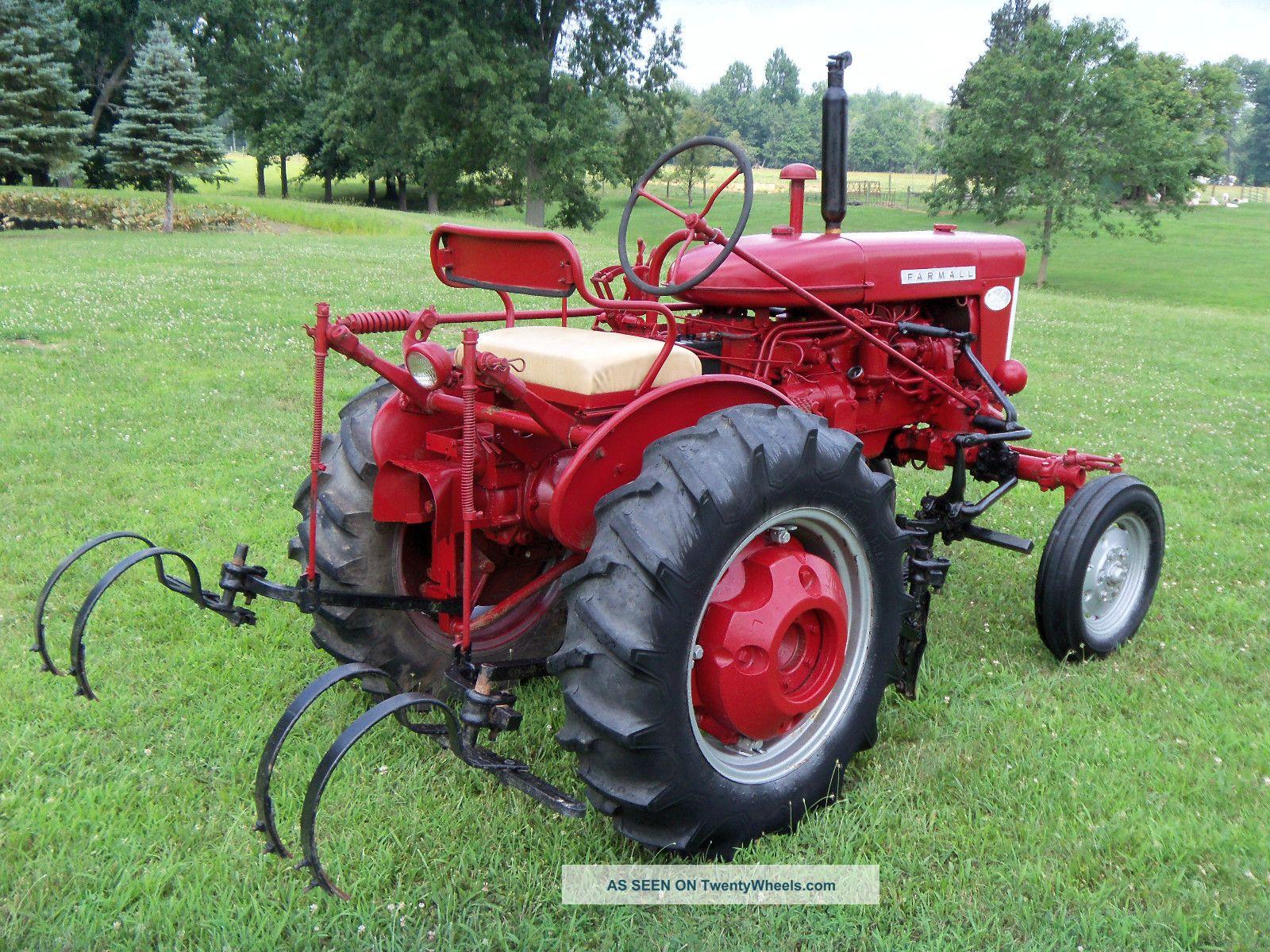 Farmall Cultivator Parts : International farmall cultivators
