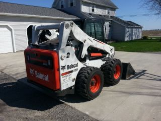 Bobcat S650,  95 Hours A71 Pkg,  Acs Controls,  2 Speed.  More Lift Than The S250 photo