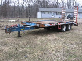Trailer Butler 9 Ton 1993 photo