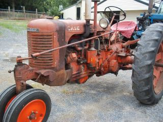 Case Sc - 3 Tractor Excellent Restoration Project photo