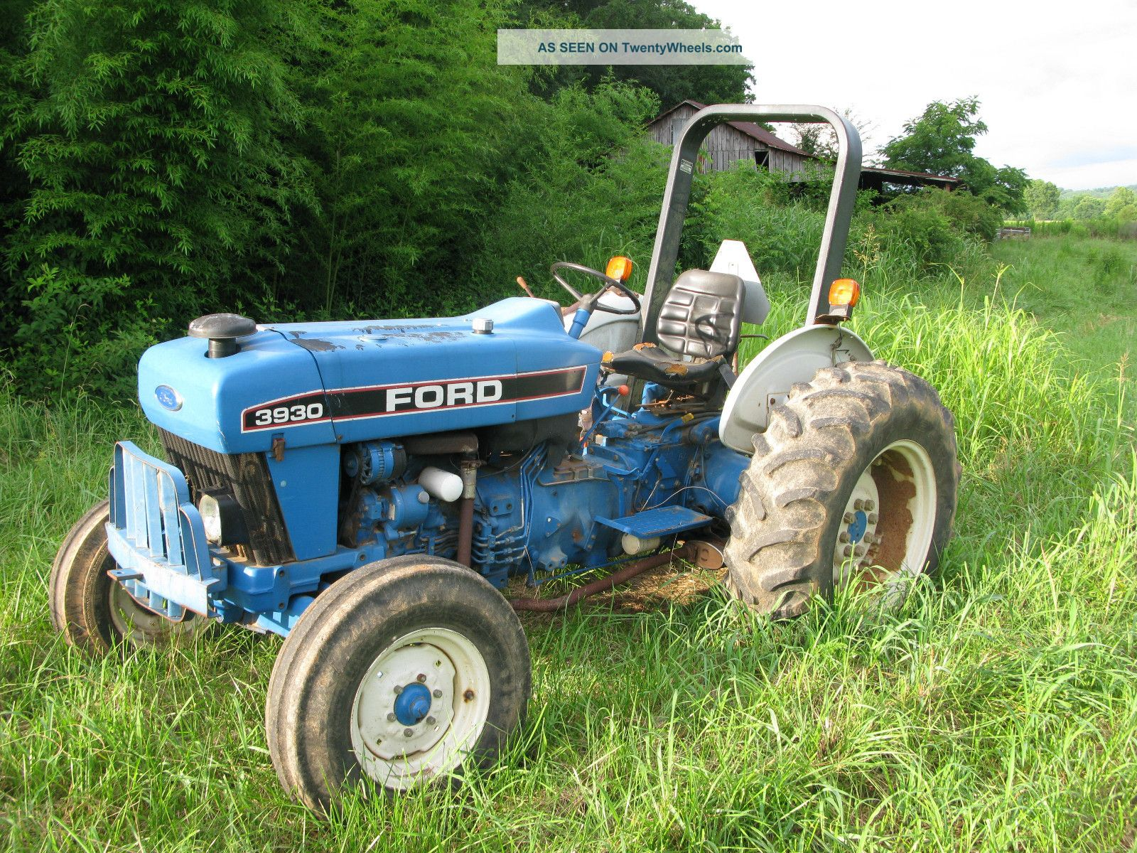 Kubota Tractors Information - SSB Tractor Forum 3430 ford tractor pictures