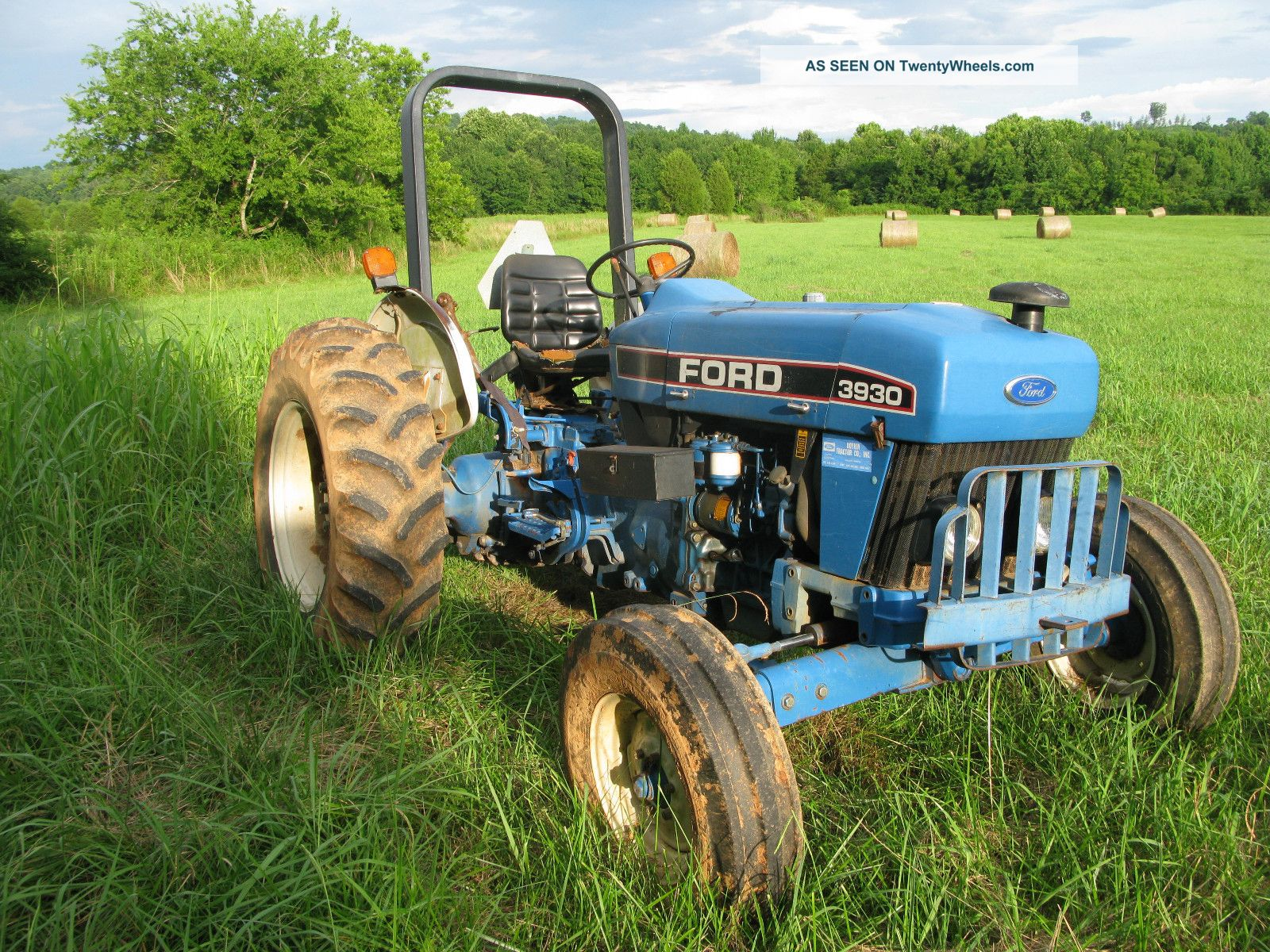Ford 3930 Tractor Information | Autos Post