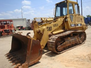 1997 Caterpillar 963b Crawler Loader photo