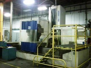 Forest Line Fimax 150 Horizontal Boring Mill photo