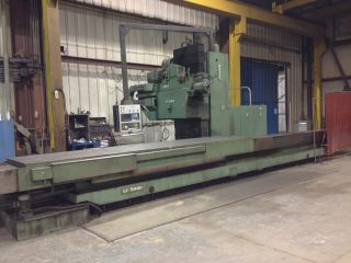 Zayer Kf - 5000 Cnc Universal Bed Type Milling Machine photo