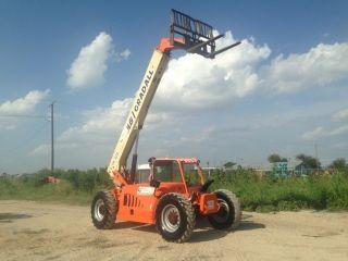 Gradall G6 - 42a Telescopic Forklift 6000 Lb Capacity John Deere Diesel Grade All photo
