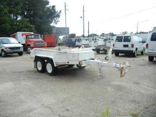 Pole Trailer,  Utility Trailer photo