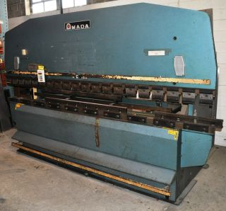Amada Rg - 100l 100 Ton Hydraulic Upacting Press Brake photo