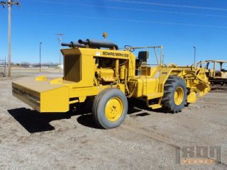 Koehring/bomag Mph - 100 Soil Stabilizer / Reclaimer photo