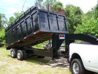 18 ' Dump Trailer photo