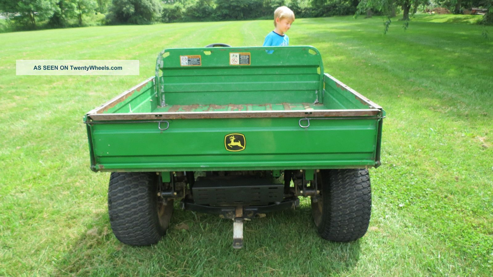 Gator Electric Bed Lift