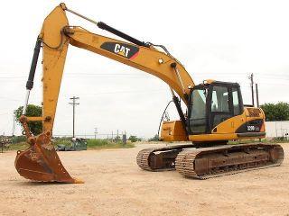 2008 Caterpillar 320d Lrr Excavator - Crawler Excavator - Loader - 36 Pics photo